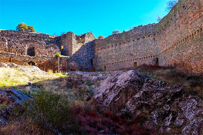 castillo herrera del duque