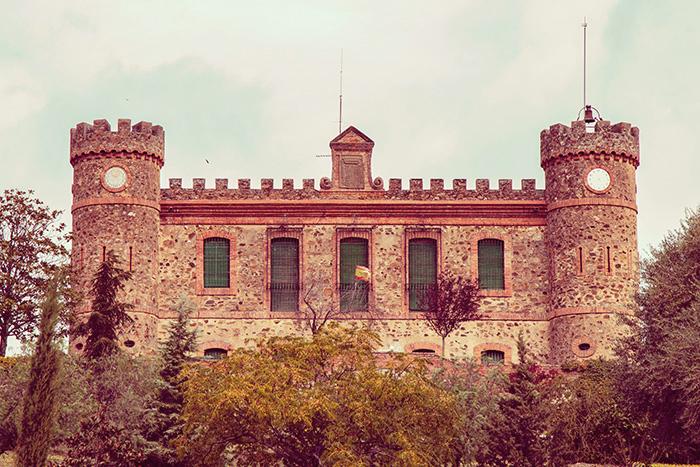 palacio cijara herrera del duque
