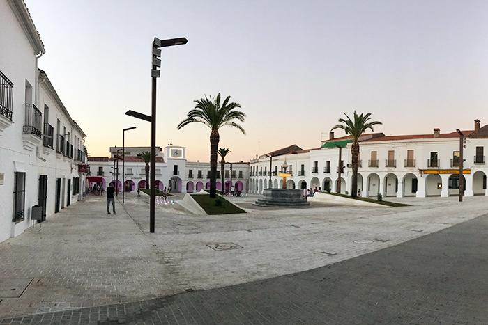 plaza de espana herrera del duque
