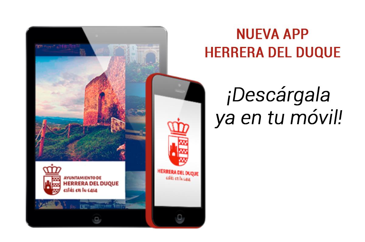 Descarga la App de Herrera del Duque