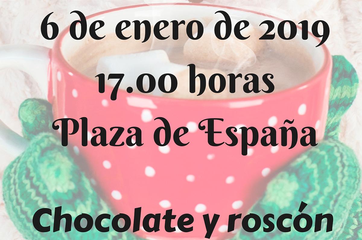 Chocolate y Roscón de Reyes