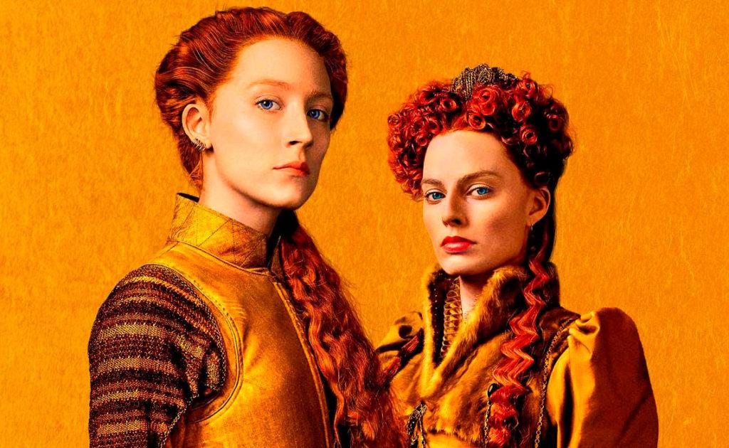 Estreno: 'María, reina de Escocia'