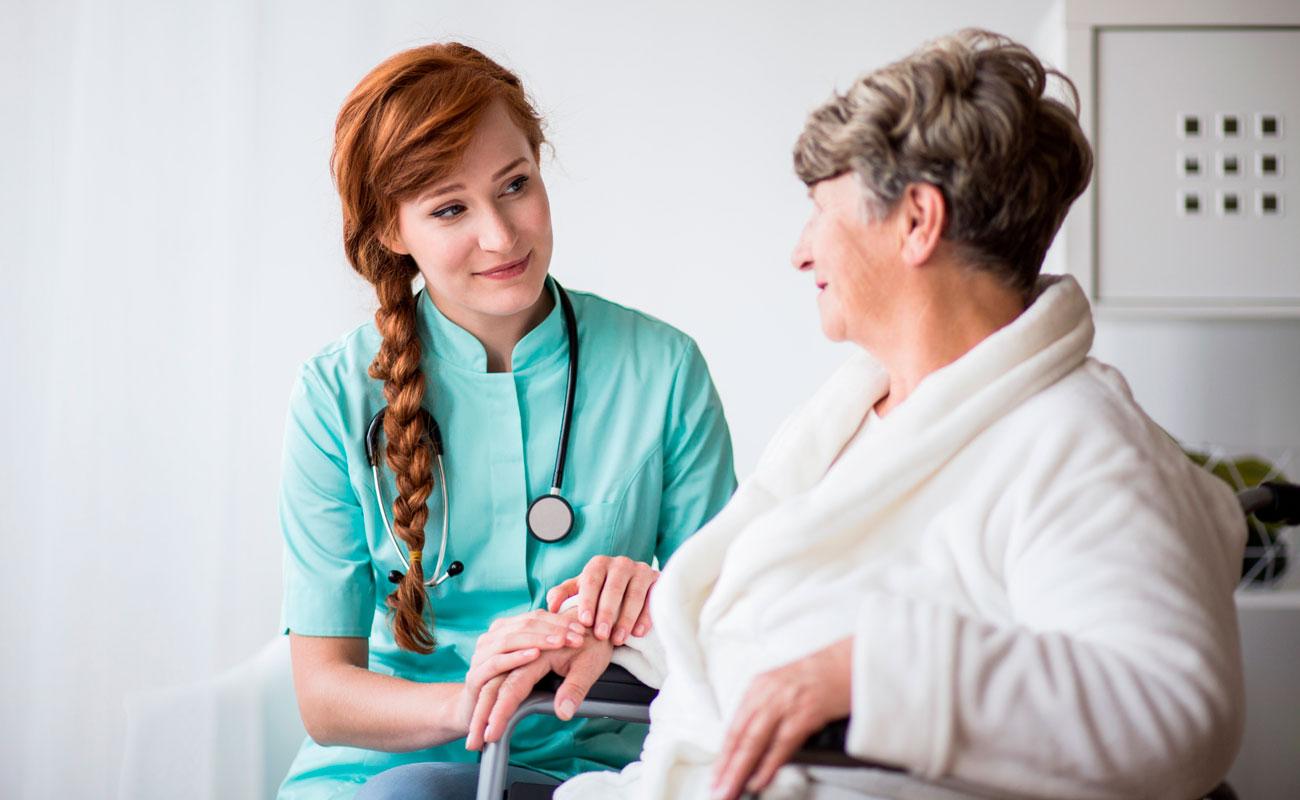 Curso de atención socio sanitaria