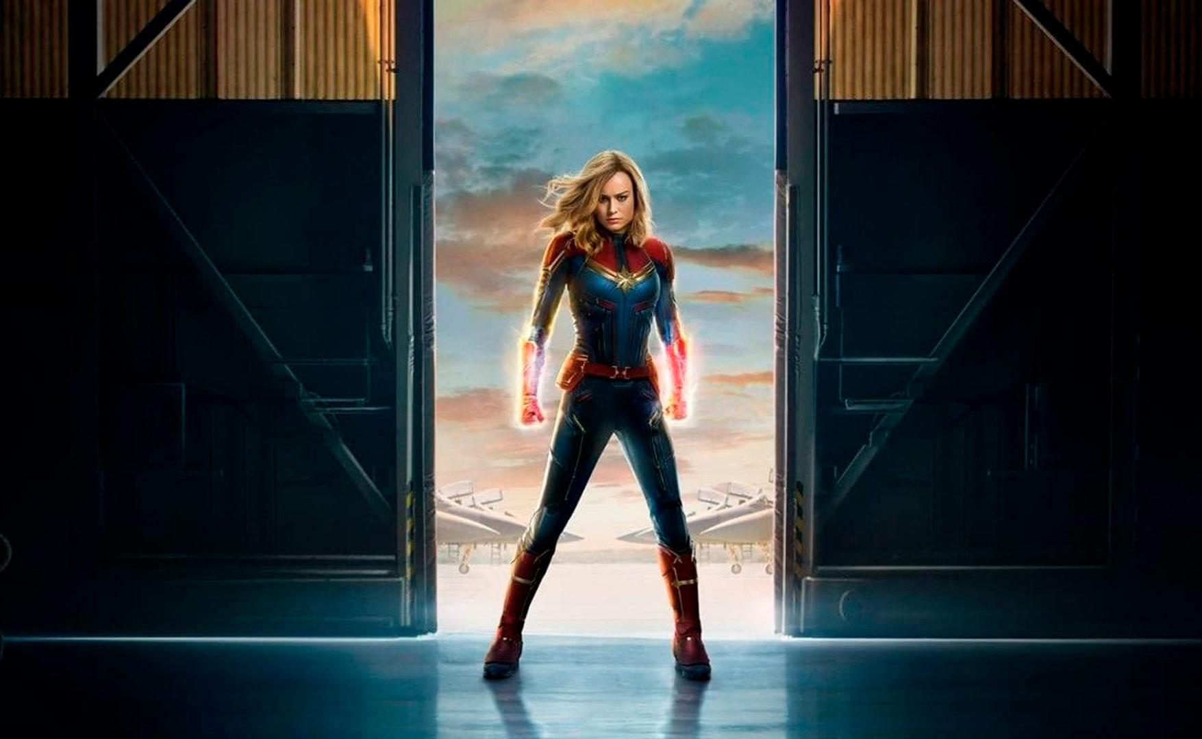 Cine: Capitana Marvel