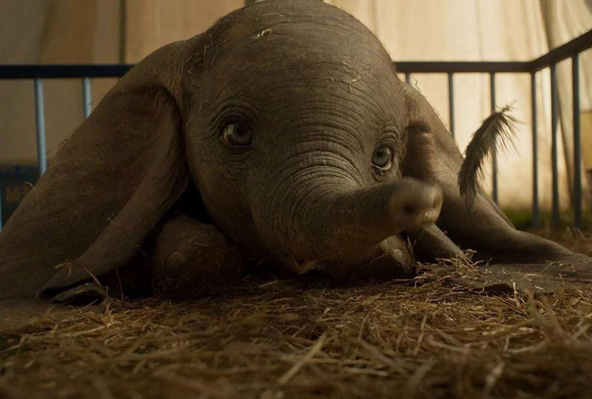 Estreno de Dumbo