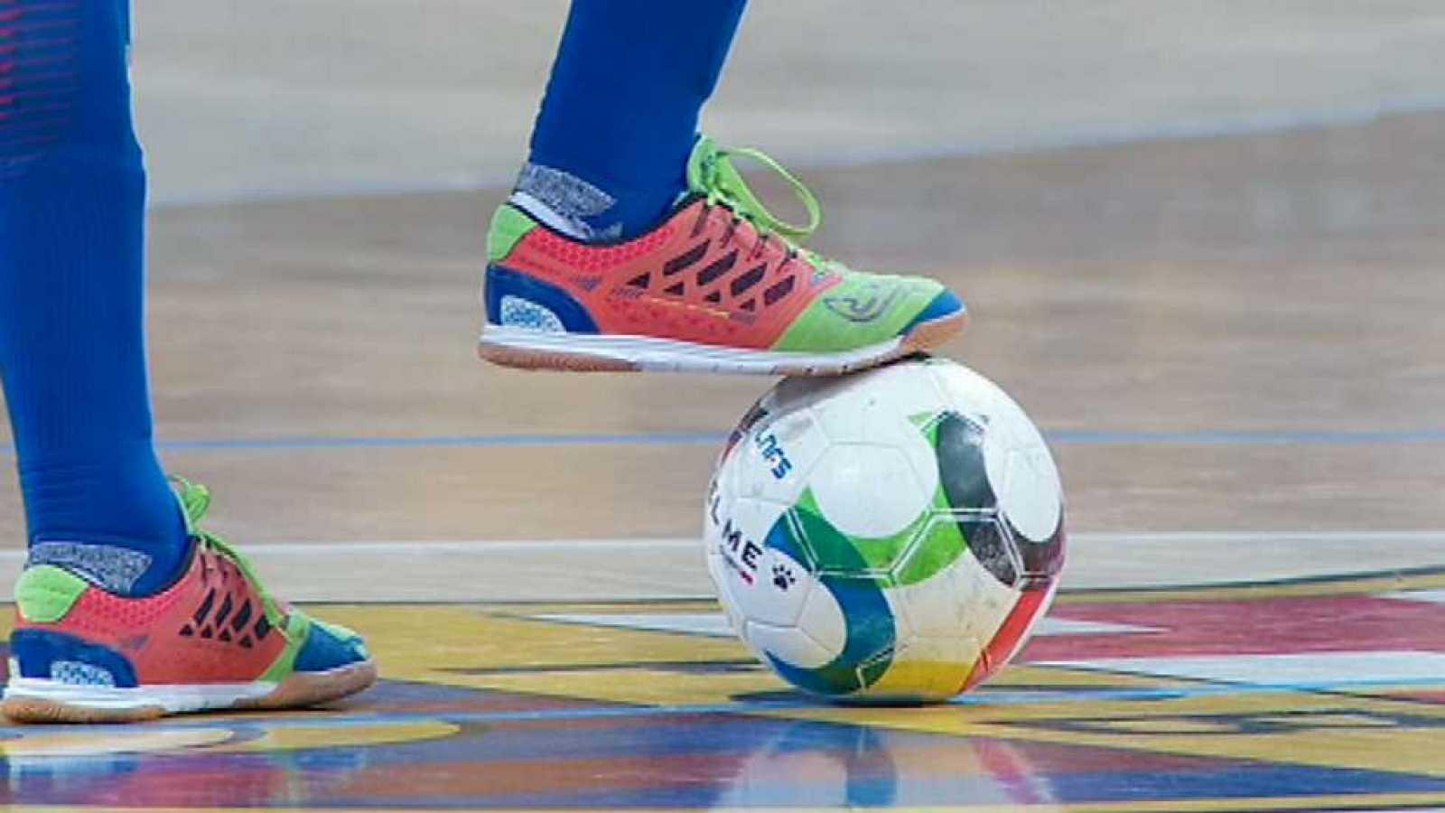 Campeonatos de fútbol sala
