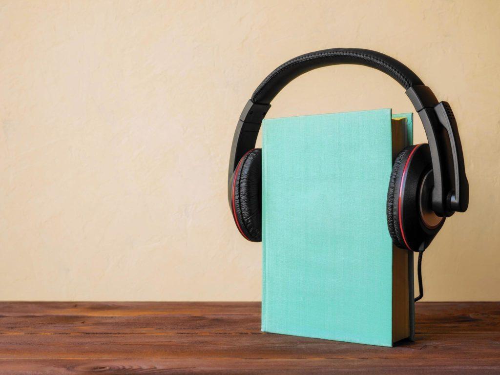 Audiolibros en la Nubeteca