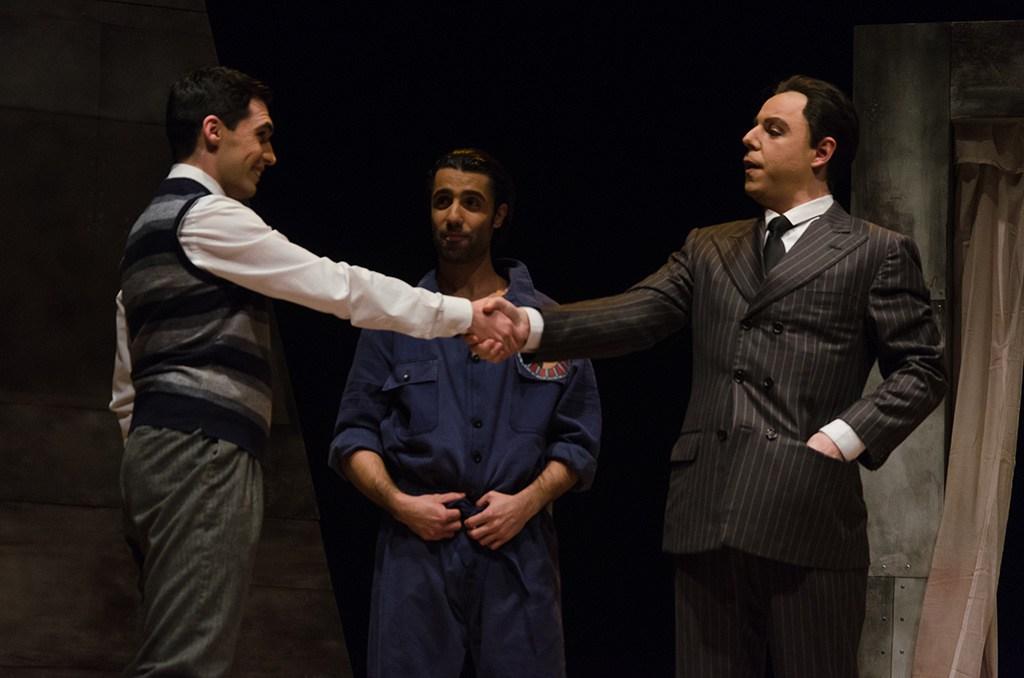 Teatro: 'El último amor de Lorca'
