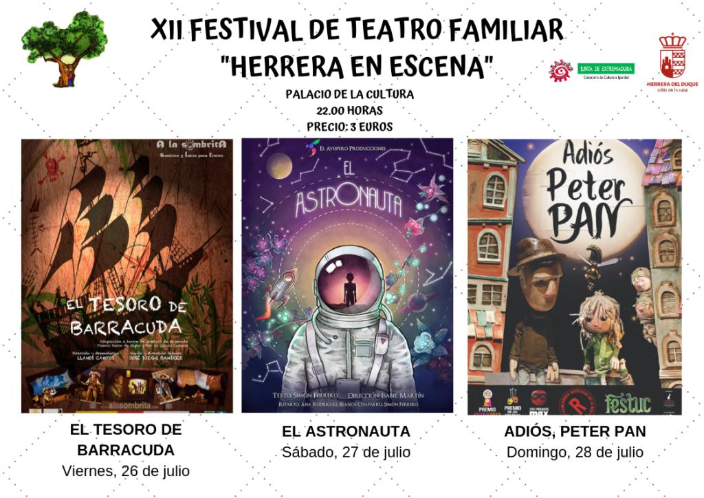 XII Festival 'Herrera en escena'