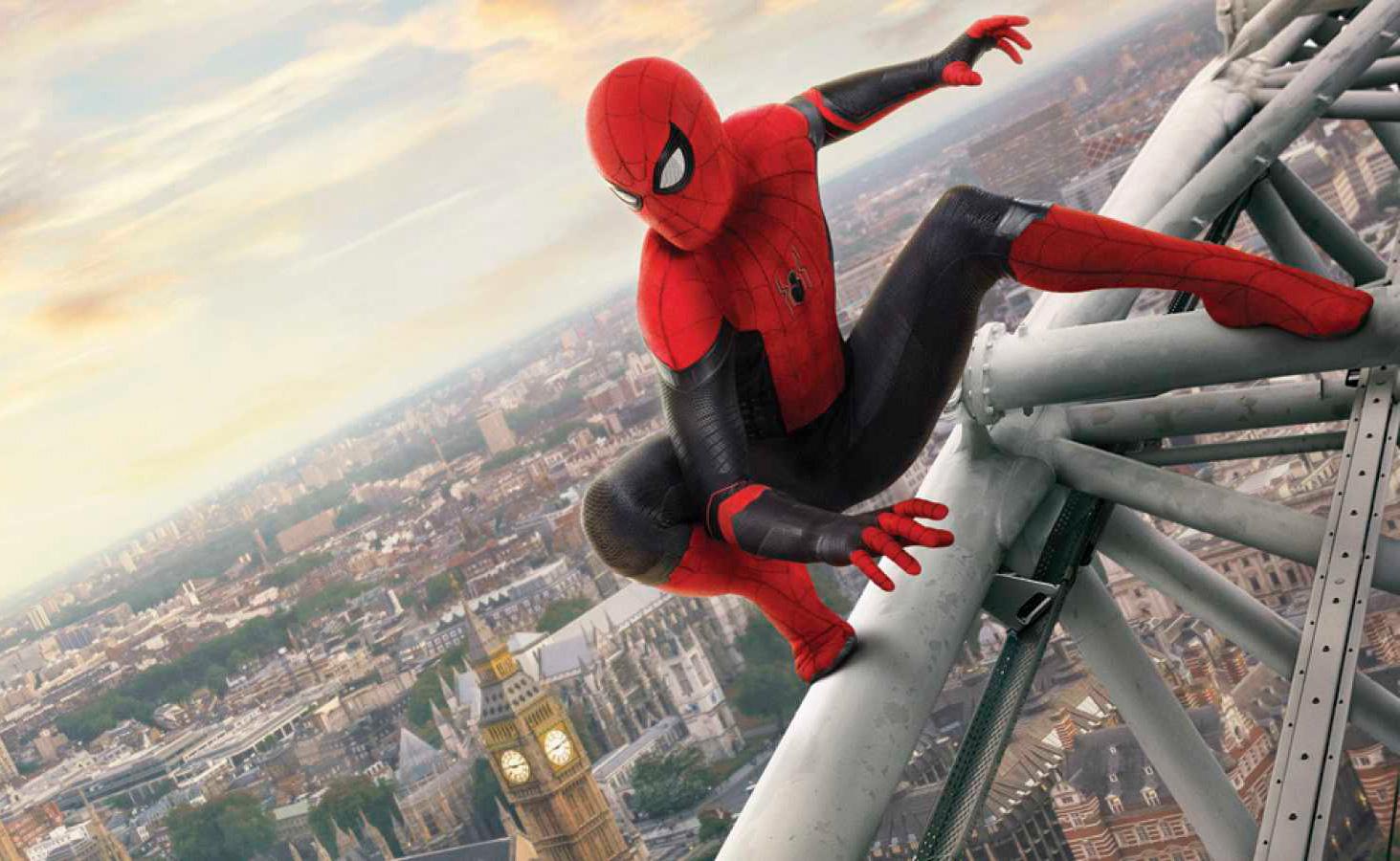 Estreno: Spiderman, lejos de casa
