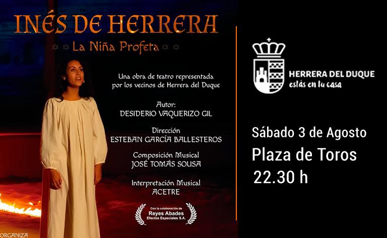 Vuelve Inés de Herrera