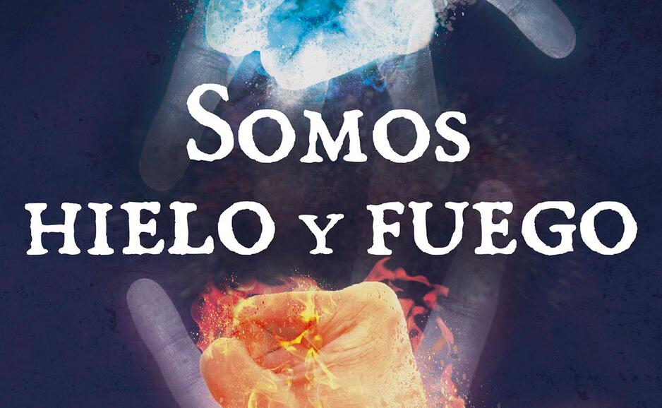 Presentación del libro 'Somos hielo y fuego'