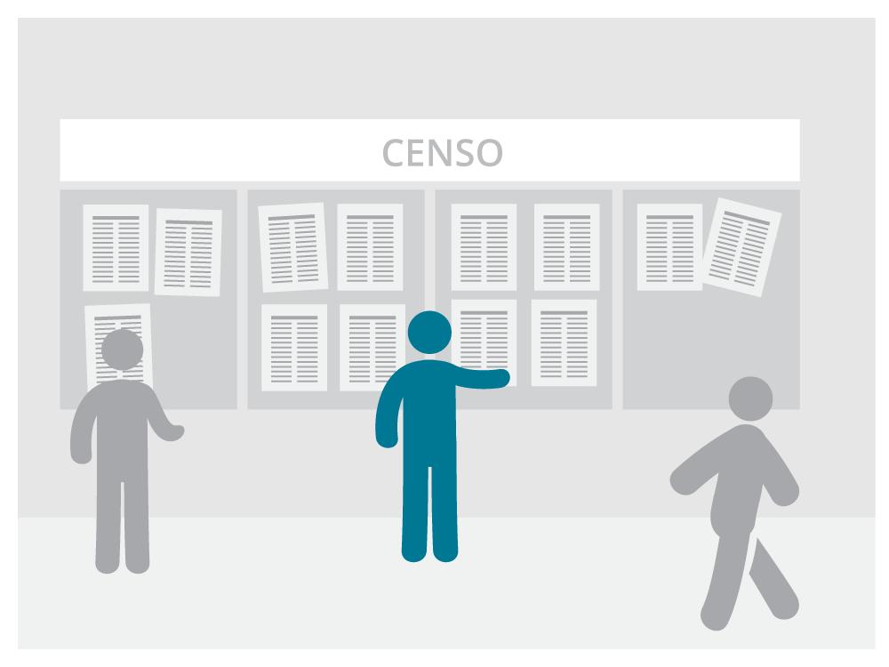 Censo electoral 10 N