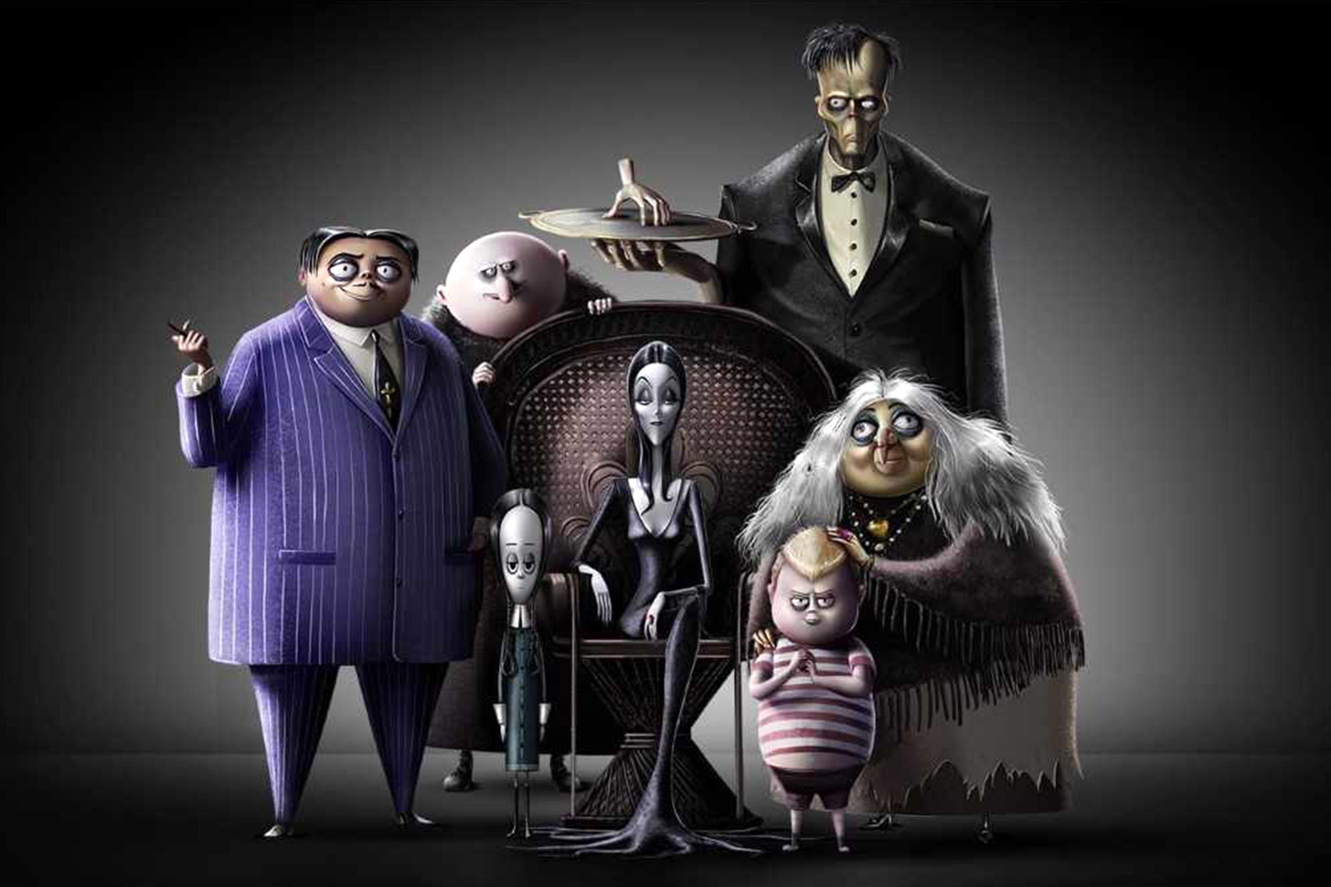 Estreno: La Familia Addams