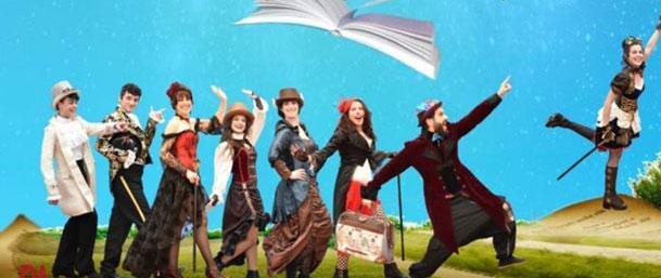 Musical 'La vuelta al mundo en 10 cuentos'
