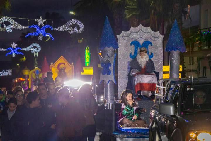 Cabalgata de Reyes 2020