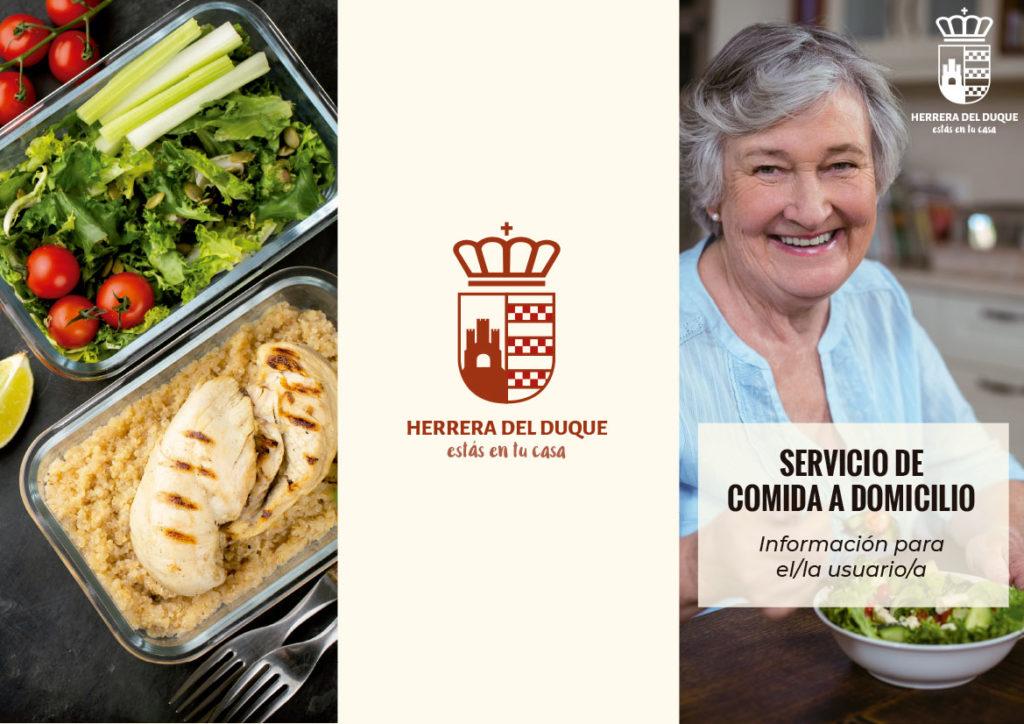 Servicio de comida a domicilio