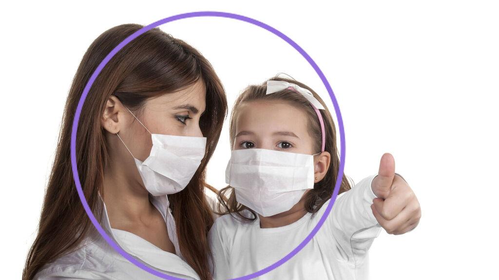 Medidas frente al coronavirus para los más pequeños