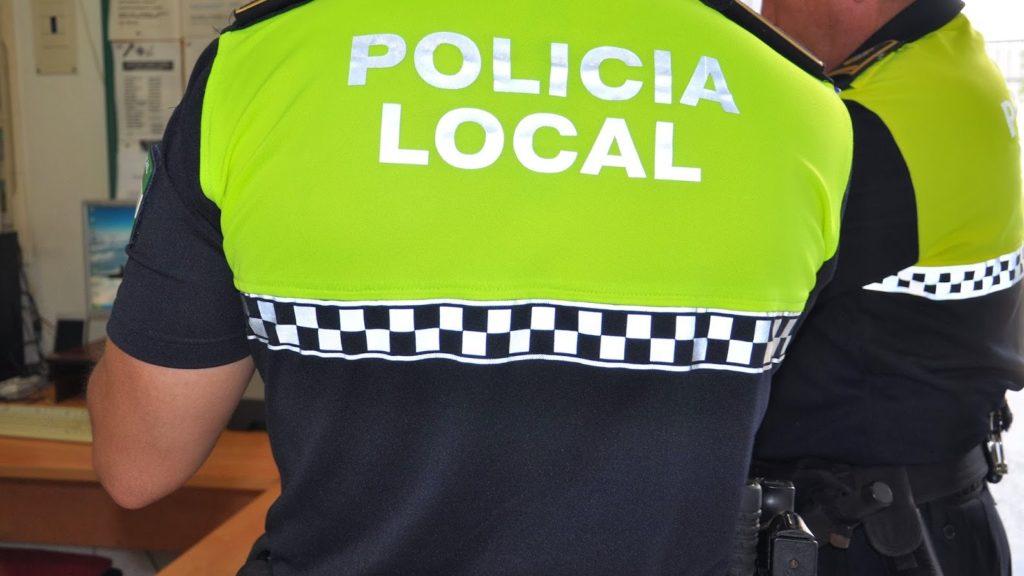Vídeo homenaje a la policía local