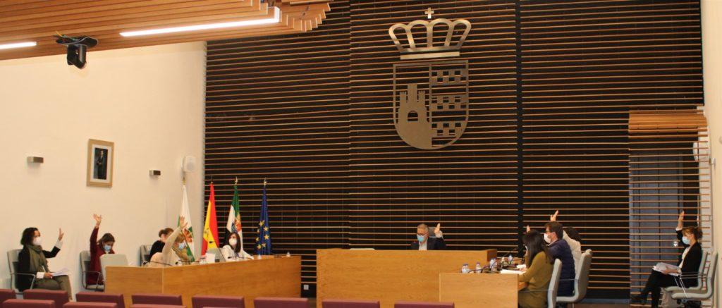 Pleno ordinario 26 de noviembre