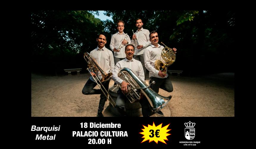 Quinteto Barquisi Metal en concierto