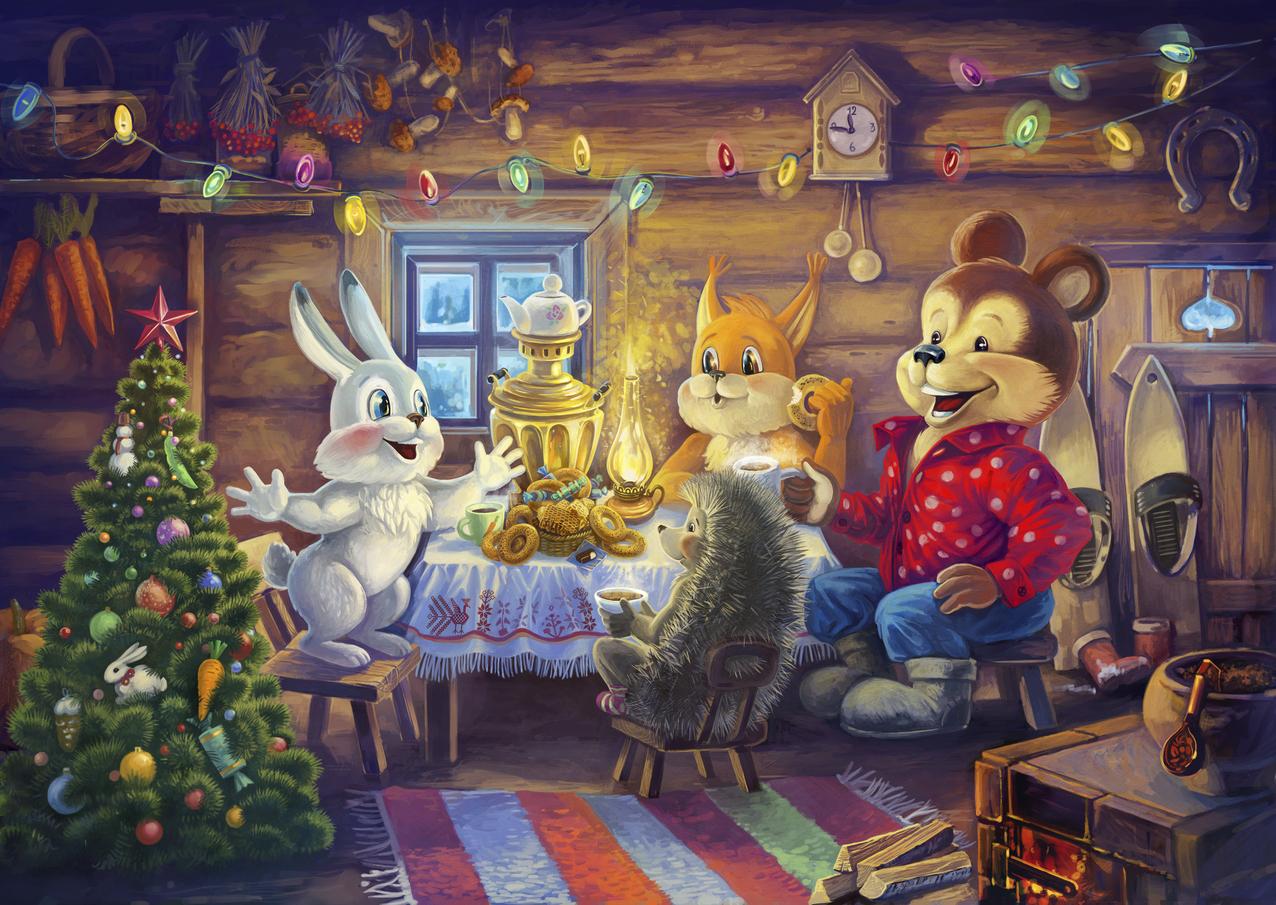 Bases del certamen de cuentos navideños