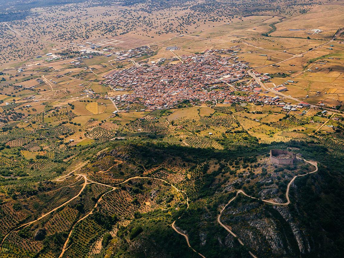 Cierre perimetral de Herrera del Duque