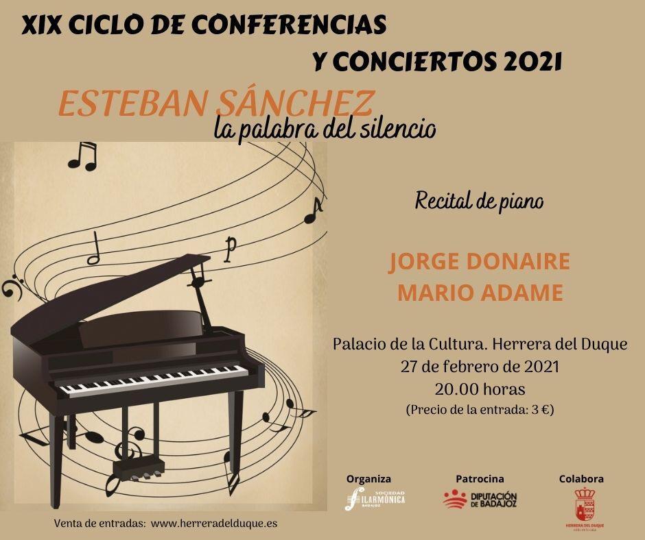 Festival de Piano Esteban Sánchez