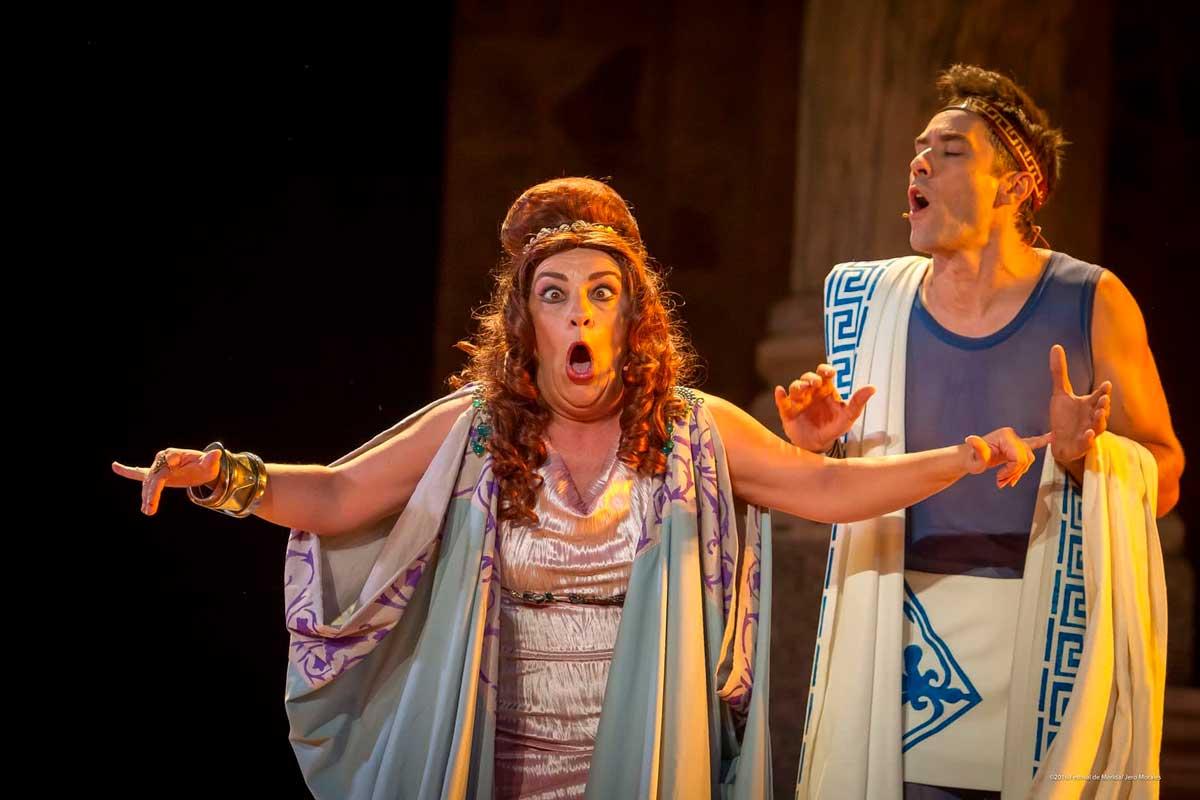 Teatro: Los Pelópidas