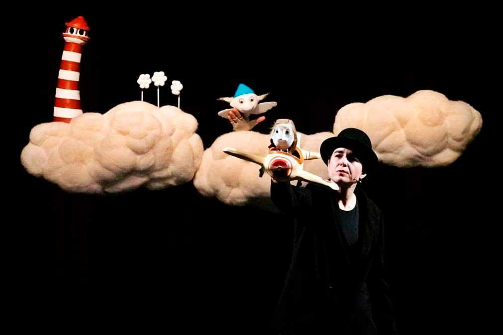 Teatro: Nube Nube