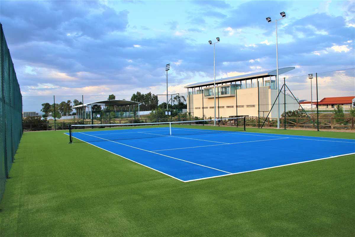 Nuevas pistas de tenis