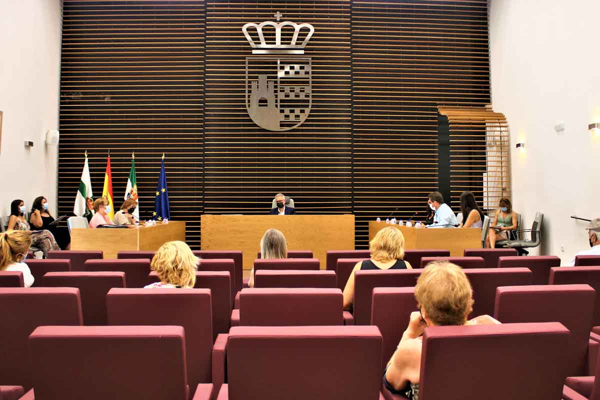 Pleno 30 de Septiembre 2021
