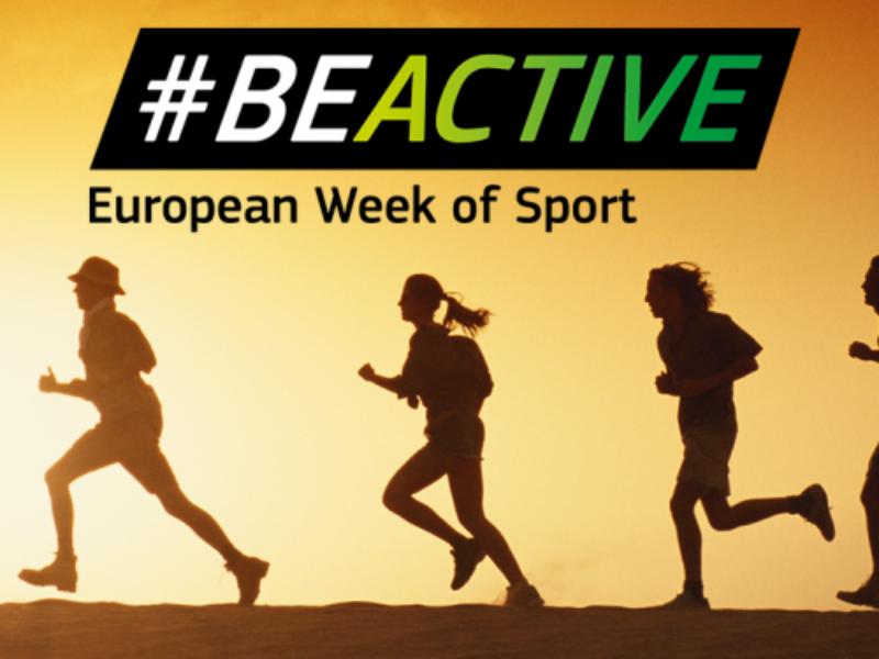 #BeActive: Semana Europea del Deporte